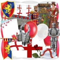 St. George's Day Theme Pack