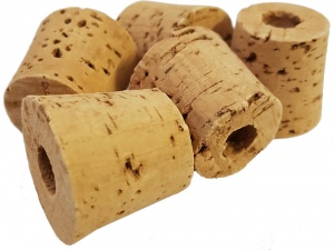 Pack of 10 Replacement One Gallon Natural Optic Corks for sale with fast UK Delivery