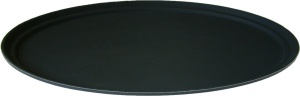 22'' x 27'' Oval Non Slip Serving Tray