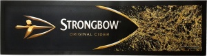 Strongbow 'Earn It' Bar Runner