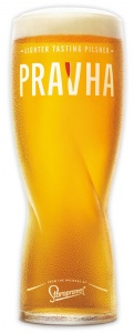 Pravha Pint Glass (20oz) CE