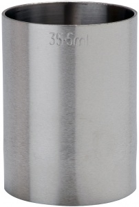 35.5ml Thimble Measure - Stainless Steel (CE Marked)