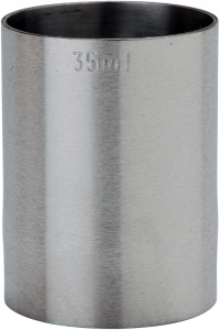 35ml Thimble Measure - Stainless Steel (CE Marked)