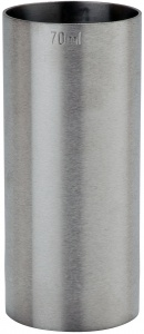 70ml Thimble Measure - Stainless Steel (CE Marked)