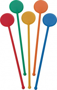 Disc Stirrers (pack of 250)