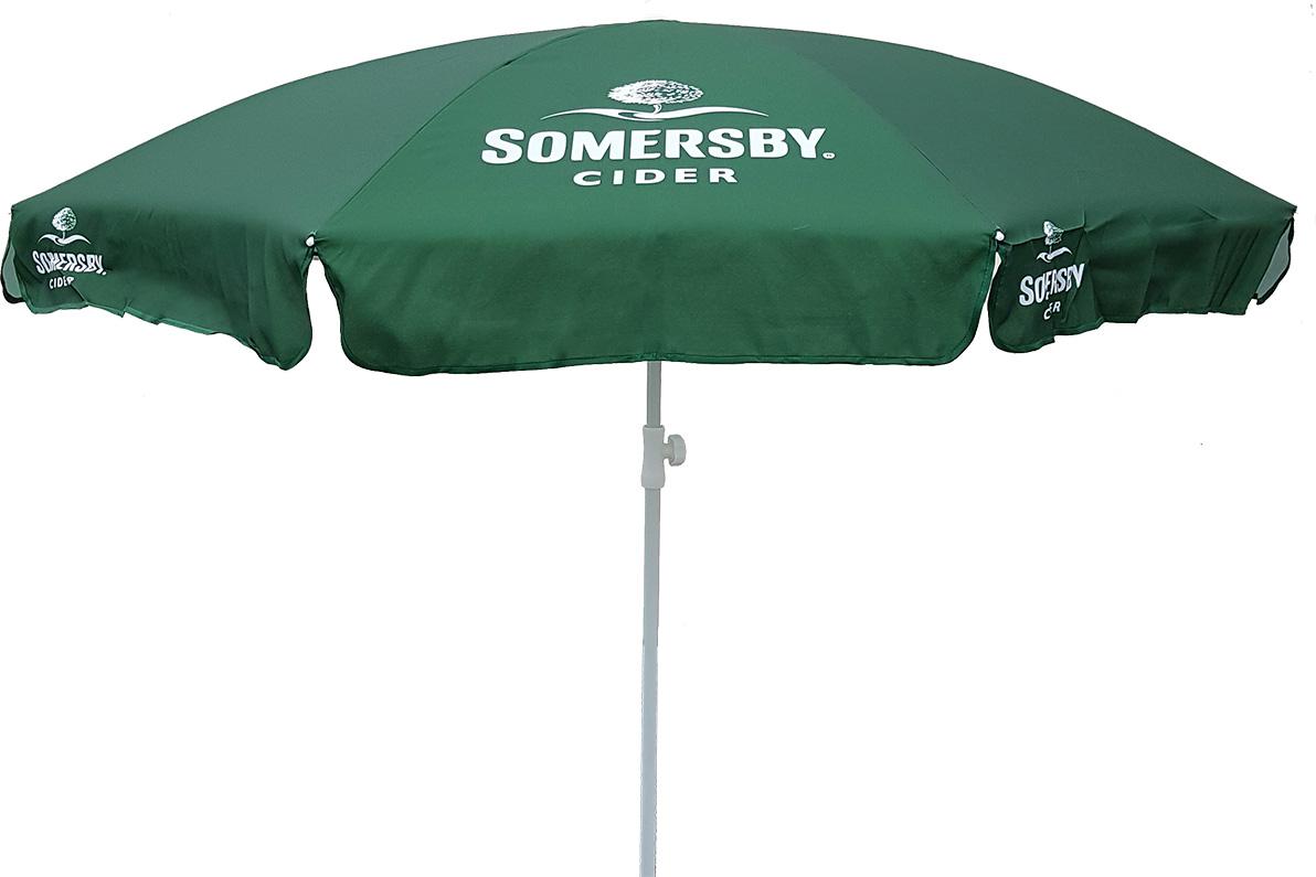 Somersby Branded Garden Parasol