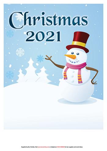 Christmas Poster.Christmas Poster 2
