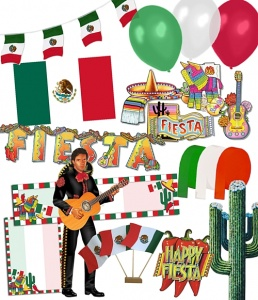 Mexican Theme Pack