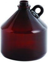 Plastic Beer Keg (2.4L) Brown