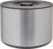 Large Ice Bucket - Brushed Aluminium Effect