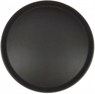14'' Non Slip Round Bar Tray