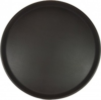 16'' Non Slip Round Bar Tray