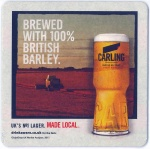 Carling Drip Mats (Pack of 100)