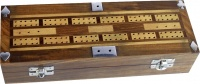 Cribbage, Dominoes & Dice Set