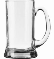 Icon Glass Beer Tankard  (Box of 6)