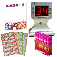 Disco Bingo Package