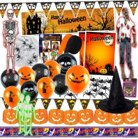 Halloween Event Party Pack