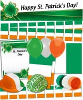St. Patrick's Day Event Decoration Pack