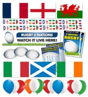Six Nations Decoration Pack