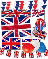British (Union Jack) Event Pack