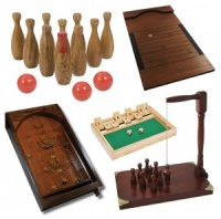 Traditional Bar Games Pack