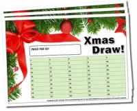 Christmas Draw Pack *With Free NY Draw Pack*