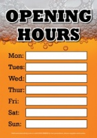 Opening Hours 1