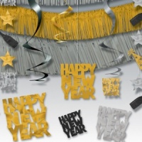 New Year Room Decorating Pack
