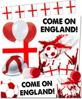 England Football Supporters Pack