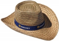 Fosters Straw Hat